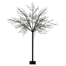 LED Lighted Commercial Cherry Blossom Flower Tree