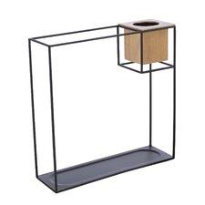 Cubist Floating Wall Shelf
