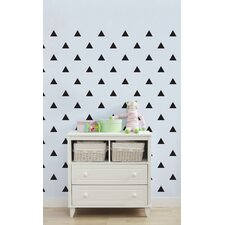 Forme Tritriangle Wall Decal