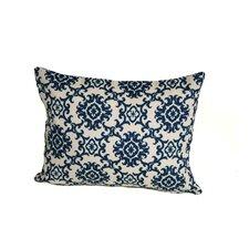 Coastal Medallion Indoor/Outdoor Lumbar Pillow