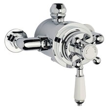 Beaumont Dual Exposed Shower Valve with Diverter