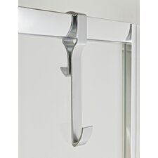 Pacific Over-the-Door Enclosure Hook