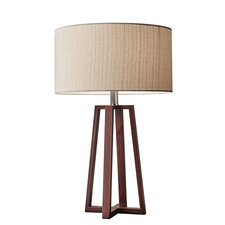 "Quinn 23.75"" Table Lamp with Drum Shade"