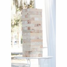 48 Piece Giant Block Tower Game Set
