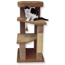 "46"" Kitty Villa Cat Tree"