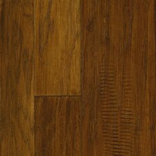 Marrakech Engineered Hickory Hardwood Flooring in Paprika