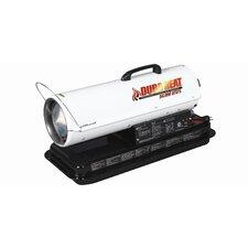 50,000 BTU Portable Kerosene Forced Air Utility Heater