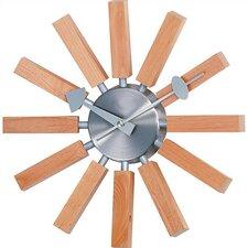 """Telechron 13.5"""" Modern Wall Clock"""