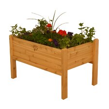 Cedar Raised Garden