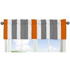 Stripe Window Valance