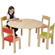 Children's Round Arts and Crafts Table