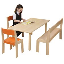 Children's Rectangular Writing Table