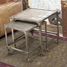 Industrial Steel Nesting Tables