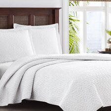 Chevron Reversible Quilt Set by Tommy Bahama Bedding