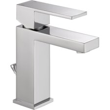 Ara Single Handle Single Hole Lavatory Faucet with Drain