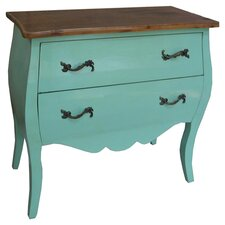 Juliette 2 Drawer Chest of Drawers