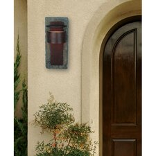 Forsyth 1-Light Extra-Large Wall Sconce