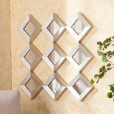 hutton decorative wall mirror - Decorative Wall Mirror