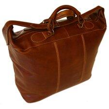 "Piana 17"" Leather Travel Duffel"