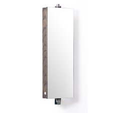 26cm x 71cm Surface Mount Mirror Cabinet