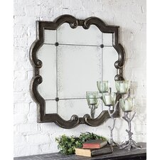 Prisca  Etched Mirror