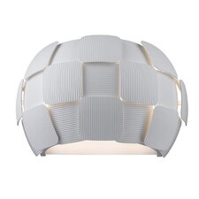 Layers 2-Light Wall Sconce