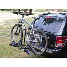 2 Bike Carrier Freestanding Bike Rack