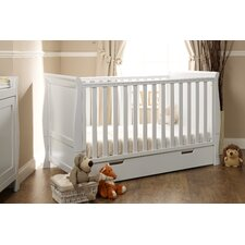 Stamford Sleigh Cot