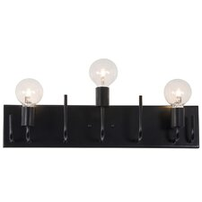 Socket To Me 3-Light Vanity Light