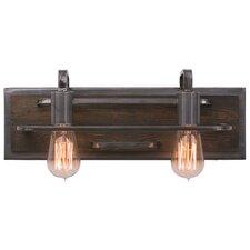 Lofty 2-Light Vanity Light