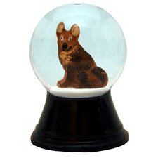 Perzy Small Dog Cloches and Water Globes