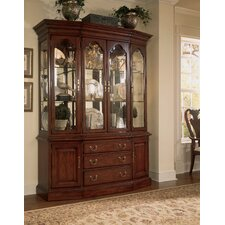Cherry Grove China Cabinet Top