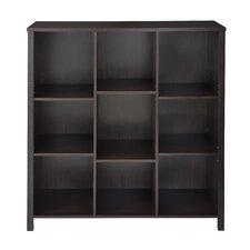 """Premium Adjustable 38"""" 9-Cube Unit Bookcase"""