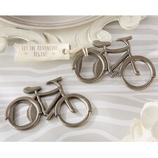Let's Go On an Adventure Bicycle Bottle Opener (Set of 12)