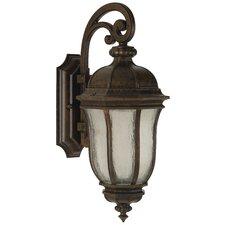Oakhill Peruvian Bronze 1-Light Outdoor Wall Lantern