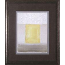 Half Light II by Caroline Gold Framed Painting Print