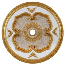 Medallion Ceiling Canopy