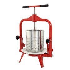 Harvest Deluxe Stainless Steel Fruit and Wine Juicer