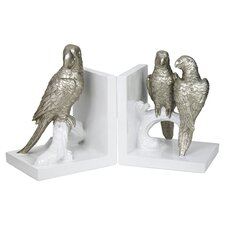Loro Handmade Bookend