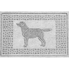 Aqua Shield Labrador Retriever Doormat