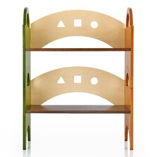 "See and Store Stacking 24"" Bookshelf"