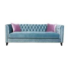 Victoria 3 Piece Chesterfield Sofa Set