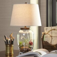 Wallington Glass Table Lamp