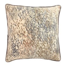 Mexico City Culturas Decorative Cotton Throw Pillow