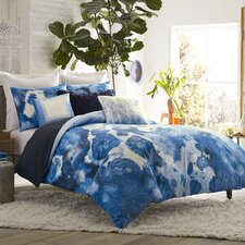 Mexico City Casa Azul 3 Piece Duvet Cover Set