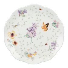 "Butterfly Meadow 8"" Petite Dessert Plate 4 Piece Set"