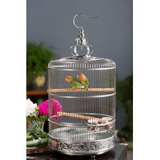 """Pet Empress 30"""" Bird Cage with Removable Tray"""