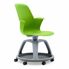 Node Chair with Tripod Base