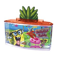 0.7 Gallon SpongeBob Betta Aquarium Kit