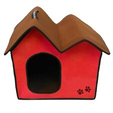 Zipper Double Roof Dog House